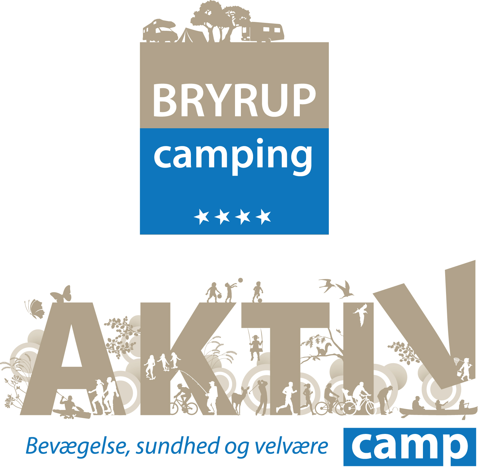 Bryrup camping - Uge 27